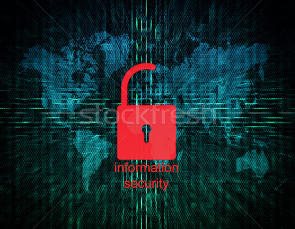 security concept Stock photo © Mazirama