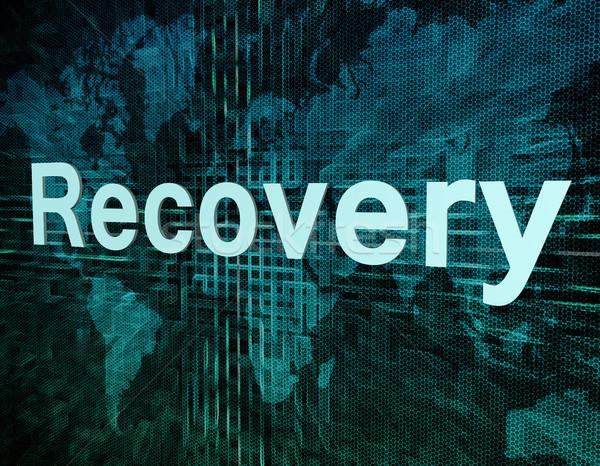 Recovery Stock photo © Mazirama