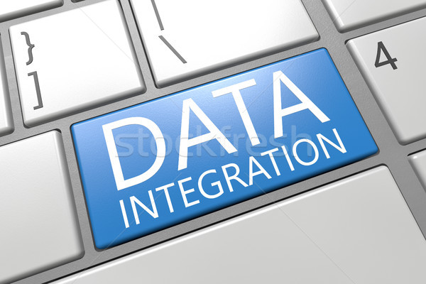 Data Integration Stock photo © Mazirama