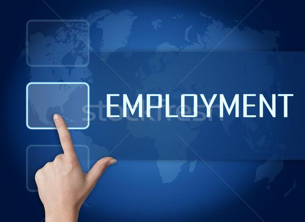 Employment Stock photo © Mazirama
