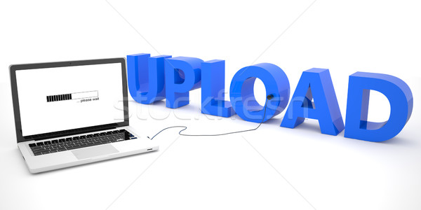 Upload Stock photo © Mazirama