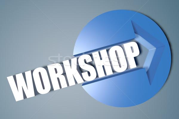 Stock photo: Workshop
