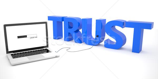 Trust Stock photo © Mazirama