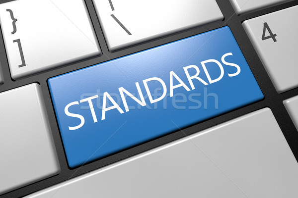 Standards Stock photo © Mazirama