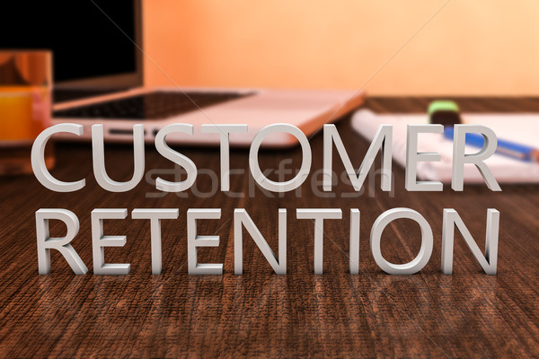 Customer Retention Stock photo © Mazirama
