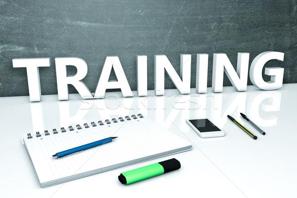 Training Stock photo © Mazirama