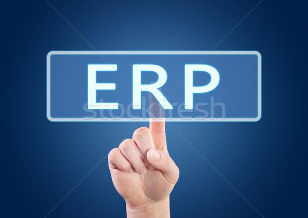 Enterprise Resource Planning Stock photo © Mazirama