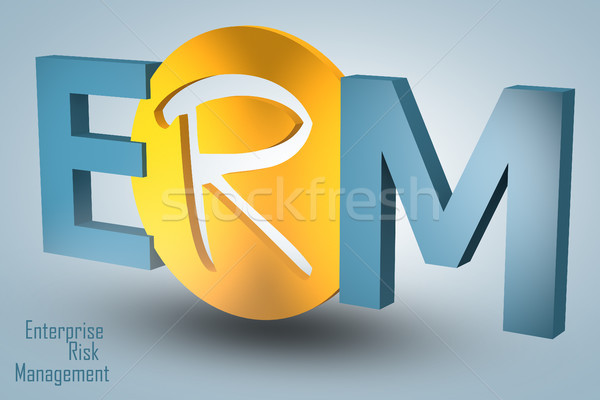 Entreprise acronyme rendu 3d illustration internet Photo stock © Mazirama