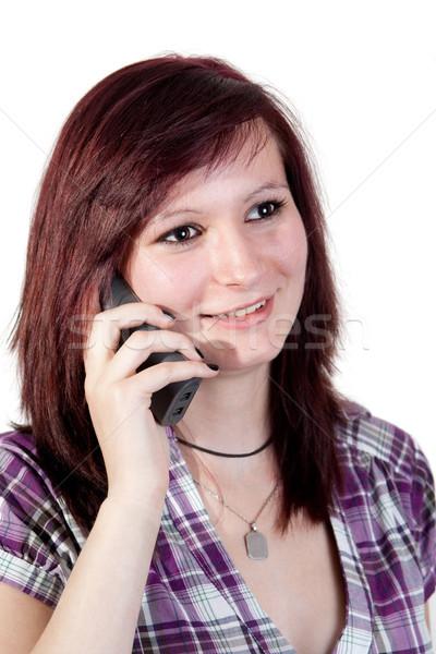 phone Stock photo © Mazirama