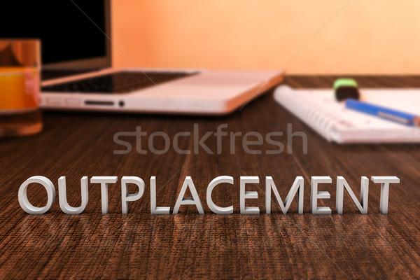 Outplacement Stock photo © Mazirama