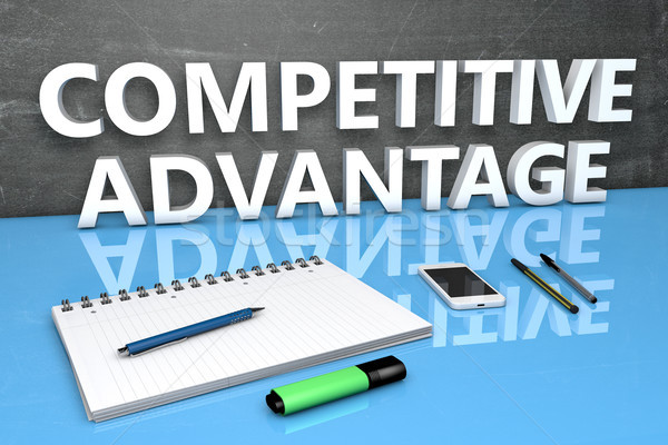 Competitive Advantage Stock photo © Mazirama