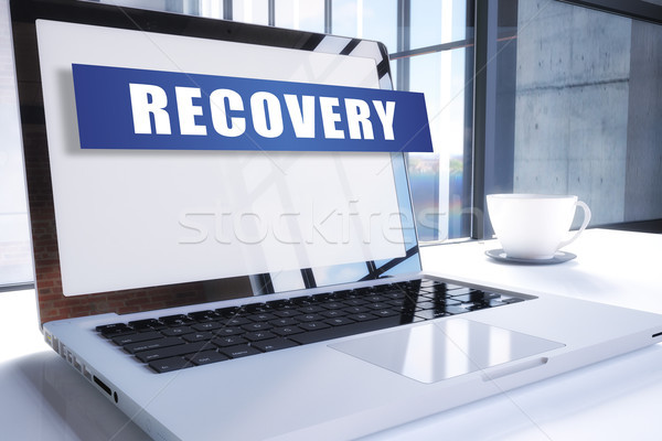 Stock photo: Recovery