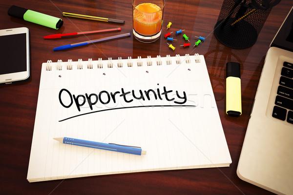 Opportunity Stock photo © Mazirama