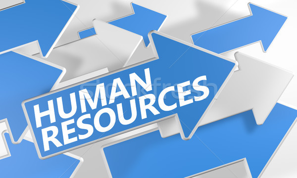 Human Resources Stock photo © Mazirama
