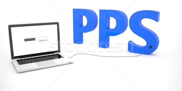 Por venda laptop caderno computador Foto stock © Mazirama