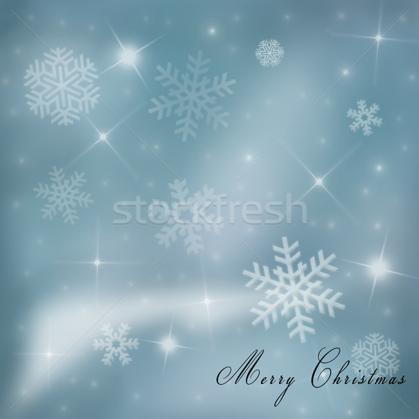 xmas card Stock photo © Mazirama