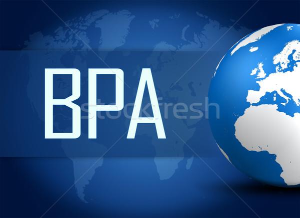 Business Process Analysis Stock photo © Mazirama