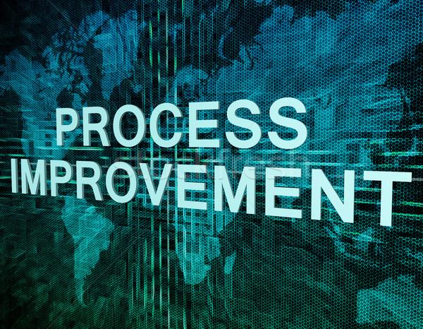 Process Improvement Stock photo © Mazirama