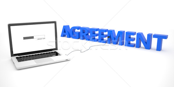 Agreement Stock photo © Mazirama