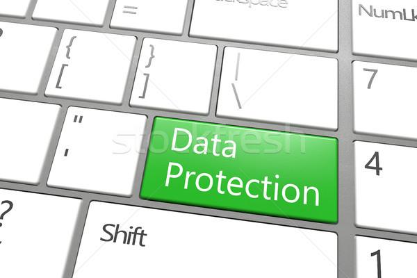 Data Protection Stock photo © Mazirama