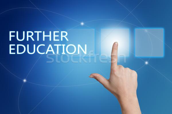 Further Education Stock photo © Mazirama