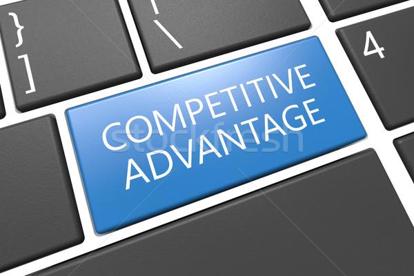 Competitive Advantage Stock photo © Mazirama