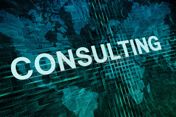 Consulting Stock photo © Mazirama