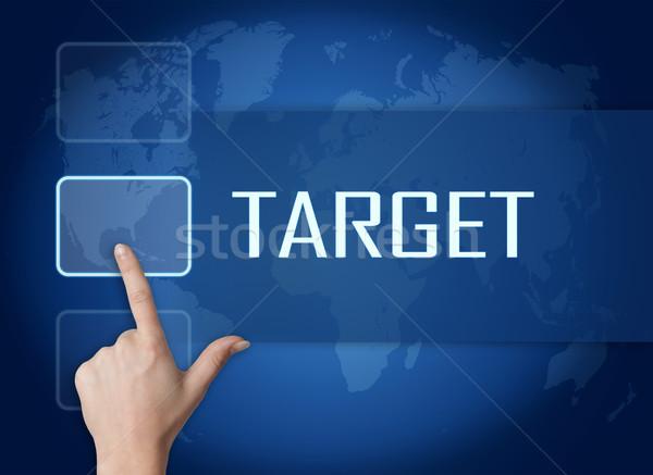 Target Stock photo © Mazirama
