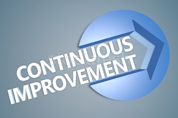 Continuous Improvement Stock photo © Mazirama