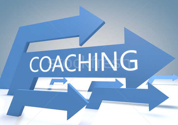 Coaching Stock photo © Mazirama