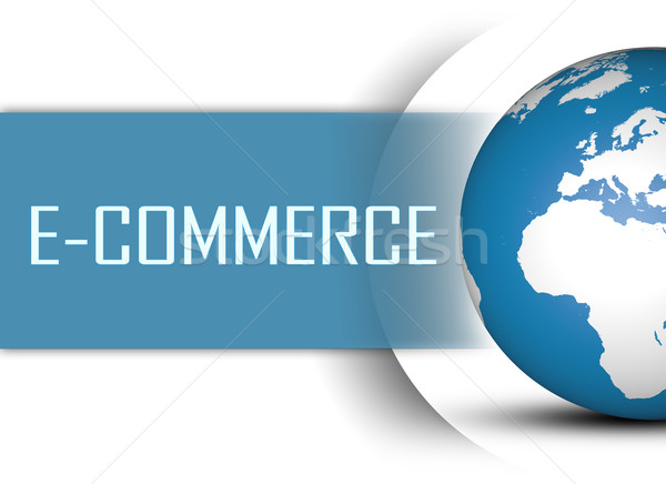 E-Commerce Stock photo © Mazirama