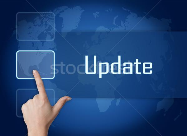 Update Stock photo © Mazirama
