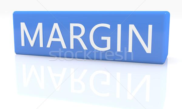 Margin Stock photo © Mazirama