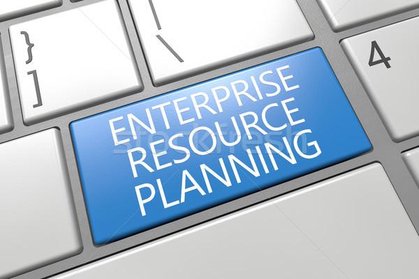 Enterprise Resource Planing Stock photo © Mazirama
