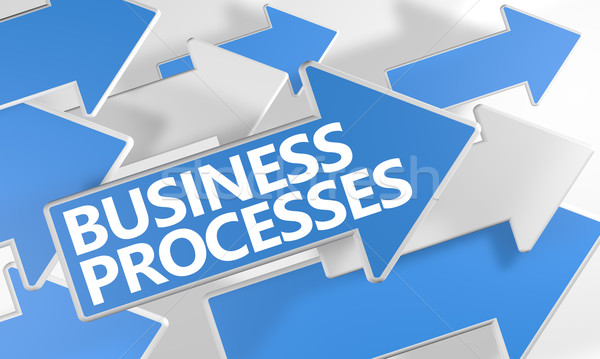 Business Processes Stock photo © Mazirama