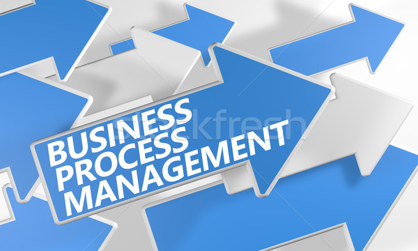 Stock photo: Business Process Management