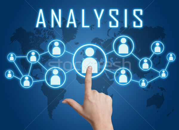 Analysis Stock photo © Mazirama