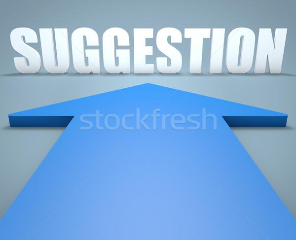 Suggestion Stock photo © Mazirama