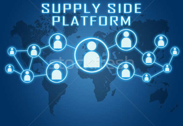 Supply Side Platform Stock photo © Mazirama