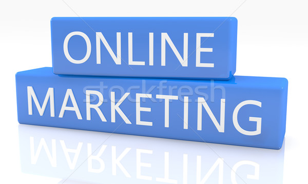Online Marketing Stock photo © Mazirama