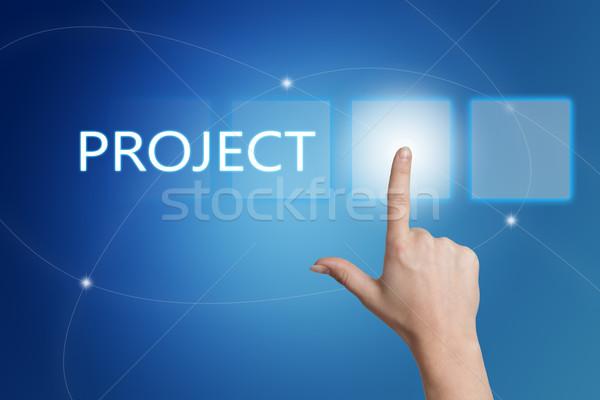Project Stock photo © Mazirama