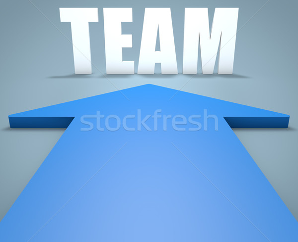 Team Stock photo © Mazirama