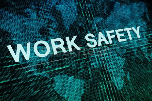 Work Safety Stock photo © Mazirama