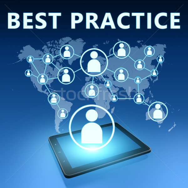 Best Practice Stock photo © Mazirama