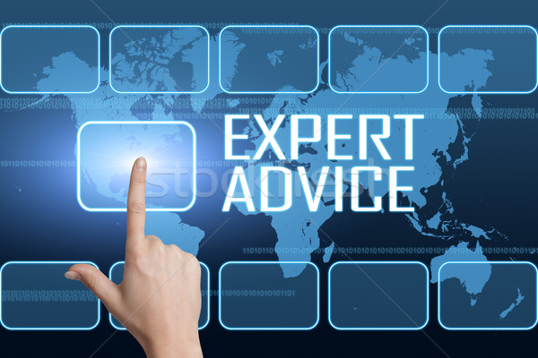Expert Advice Stock photo © Mazirama