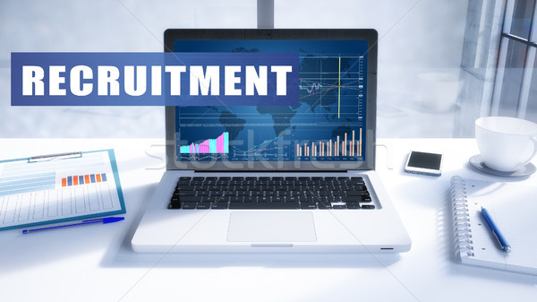 Recruitment Stock photo © Mazirama