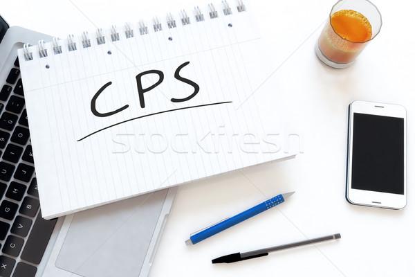 Сток-фото: стоить · продажи · текста · ноутбук