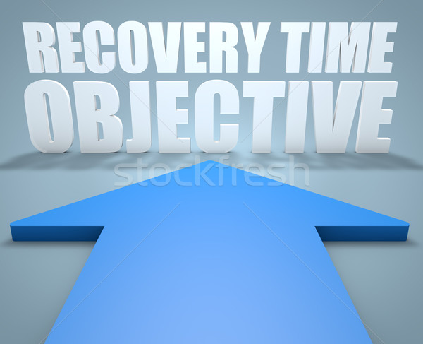 Recovery Time Objective Stock photo © Mazirama