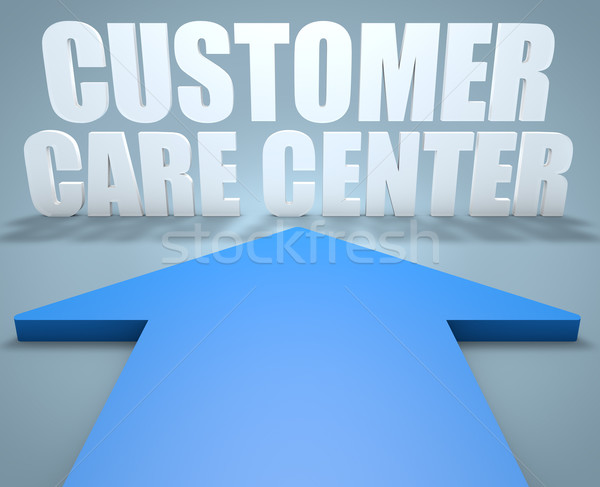 Customer Care Center Stock photo © Mazirama