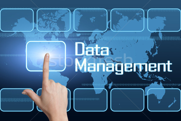 Data Management Stock photo © Mazirama